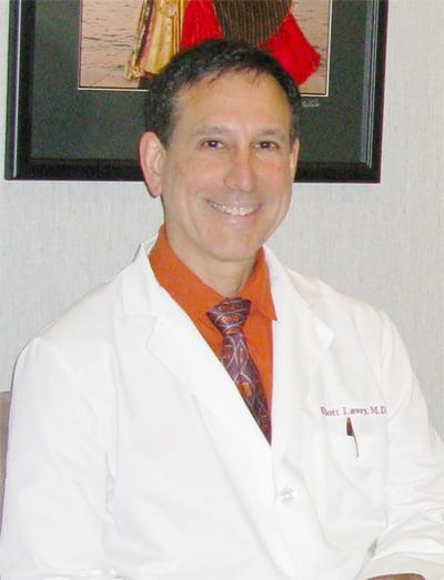 Dr. Elliott B Lavey MD Danville plastic surgeon